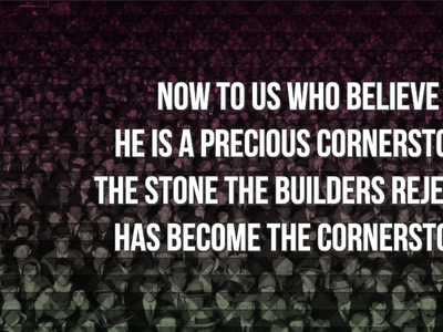 We Are A Chosen People easyworship background lyrics worship