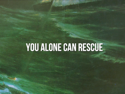 You Alone Can Rescue easyworship background lyrics worship rescue