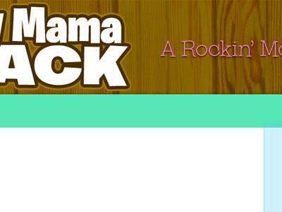 Blog Design for My Wife wordpress blog layout logo