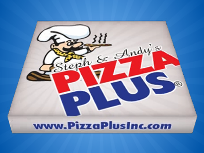 3D Pizza Box Animation flash game after effects web app logo