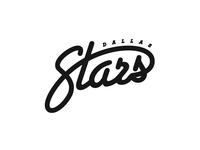 New Dallas Stars Logo Option 2
