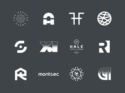 Logo Lounge #12 submissions icon black white typography branding black and white vector graphic design design wordmark logomark logo logo lounge