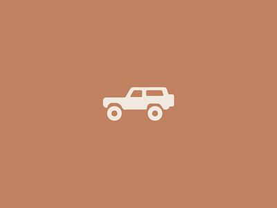 Icon set for Oak & Eden Whiskey bronco iconography icons icon vintage design art illustration vector