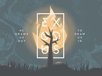 Exodus burning bush desktop & iphone background's