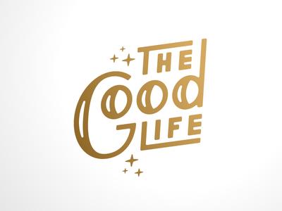 The Good Life Sermon Series white bling series sermon gold