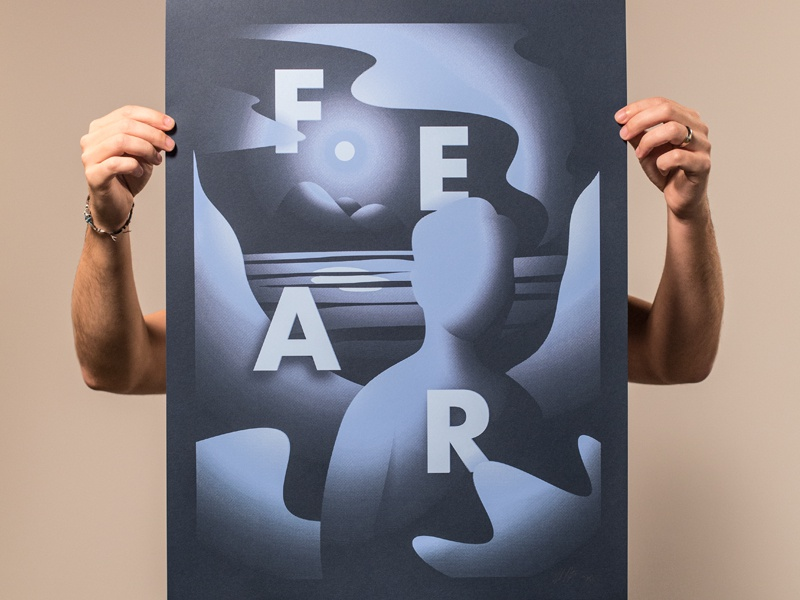 Season dribbble fear