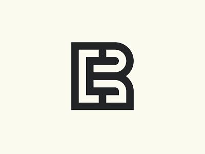 Render Equity Branding (Unused) black and white logo branding e r