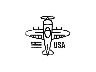 Planes are neat plane ww2 black and white usa america