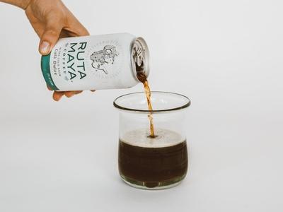 Ruta Maya Nitro Cold Brew