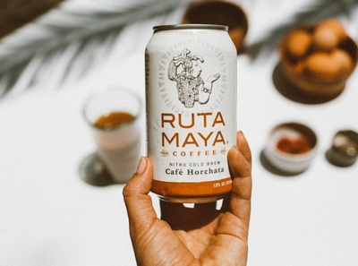 Ruta Maya Coffee // Café Horchata