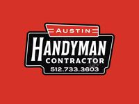 Identity for Austin Handyman Contractor