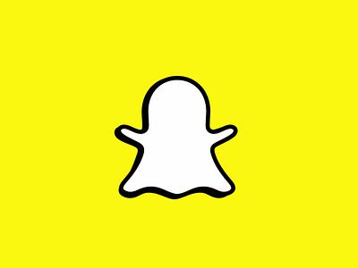 Snapchat • Logo Redesign ghost rebranding rebrand redesign logo redesign design vector branding logo graphic design alimaydidthat ali may snapchat