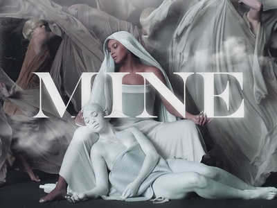Mine   Beyonce ft. Drake CoverArt album art cover artwork album cover album cover art album cover design design cover art alimaydidthat graphic design ali may