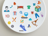 Icons For Hotel