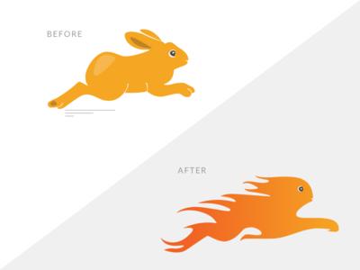 iteration of rabbit