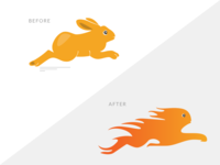 iteration of rabbit