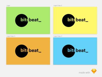BitsBeat Logo Concept
