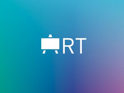 ART logo logo design wordmark art