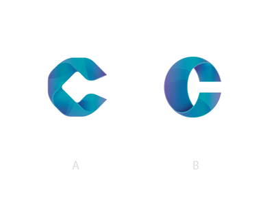 Cashmi gradient c cashmi logo