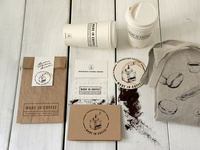 Made In Coffee branding