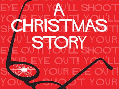 Christmas Movie Poster