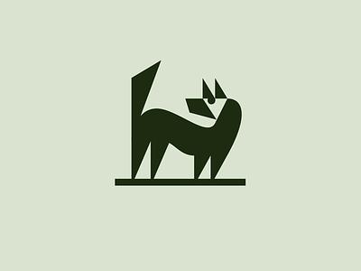 Wolf smolkinvision illustration identity branding logotype logo mark sign icon wolf