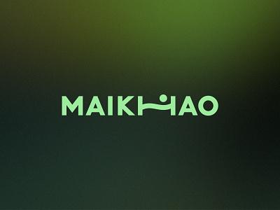 Maikhao Thai Hotel water sun hotel maikhao wave logotype icon sign symbol identity branding mark logo smolkinvision