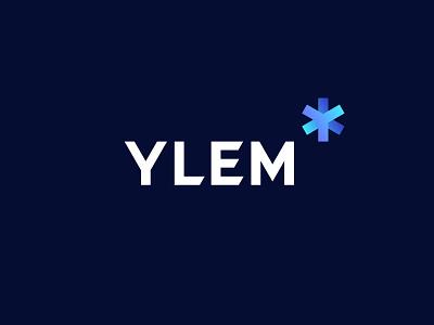 Ylem Biohacking star biohacking ylem logotype icon sign symbol identity branding mark logo smolkinvision