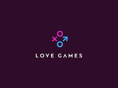 Lovegames smolkinvision smolkinvladislav mark logo sex gender button gamepad joypad game love