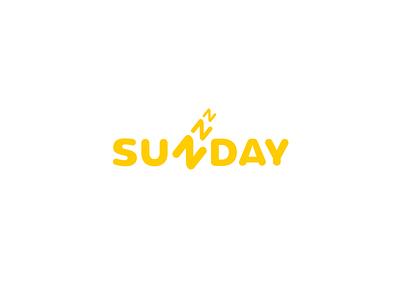 Sunday smolkinvision smolkinvladislav mark logo sleep zzz sun sunday