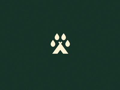 Camping Paw