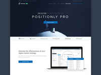 Positionly Pro Landing Page