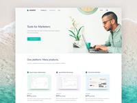 Unamo Homepage