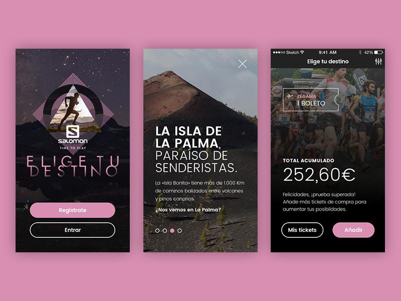 App salomon 2017