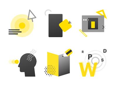 Designer's Services illustration vector design artwork
