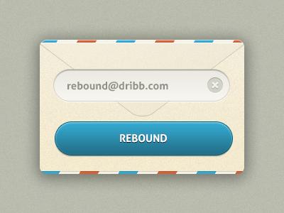 Candy UI Rebound ui copy web design mobile