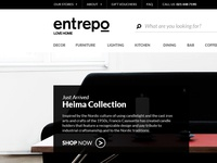 Entrepo - new site coming soon!