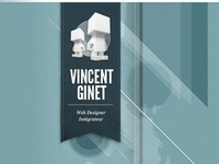 Vincent Ginet Background