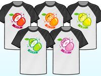 Fruits - T-shirts
