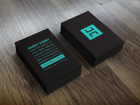 Vape Shored*tch Business Cards