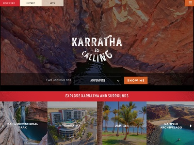 Karratha is calling digital production