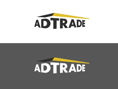 ADTRADE / New Identity perspective industrial rebrand identity logo