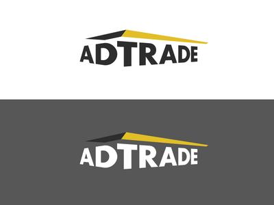 ADTRADE / New Identity perspective industrial rebrand identity logo