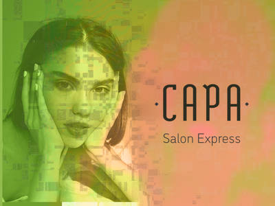 Capa - Salon Express | Brand Identity branding logo graphic design