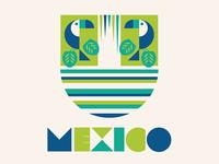 Mexico Cenote poster
