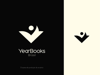Yearbooks Brasil Logo illustrator web store logo illustration icon graphic design minimal design branding
