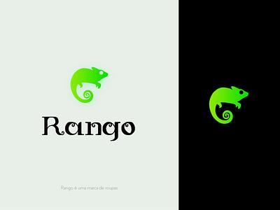 Rango illustrator web store logo illustration icon graphic design minimal design branding