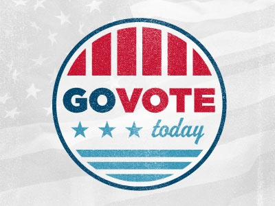 GoVote... Today