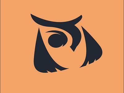 owl birdlogo owl minimal logoinspiration logodaily logos vector design illustraion ui logotype logodesign logomark logo