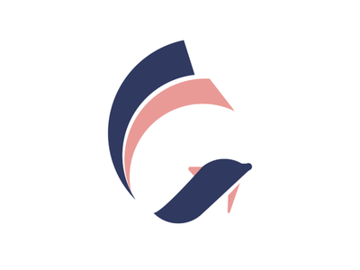 Dolphin Logo illustration art illustration illustrator art vector ui logodesign logotype logo design logoset logos logo design